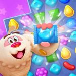 دانلود آخرین ورژن ۱٫۴۵٫۳ Candy Crush Friends Saga اندروید + مود