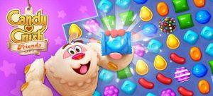 دانلود آخرین ورژن 1.45.3 Candy Crush Friends Saga اندروید + مود