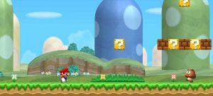 دانلود بازی قارچ خور ماریو 2 با پول بی نهایت