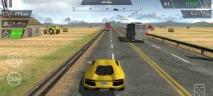 دانلود بازی مود شده دنده دو ترافیک برای اندروید