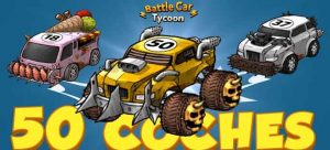 دانلود بازی Merge Battle Car 2.0.8 هک شده