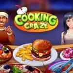 دانلود نسخه مود شده بازی Cooking Craze 1.62.0 اندروید